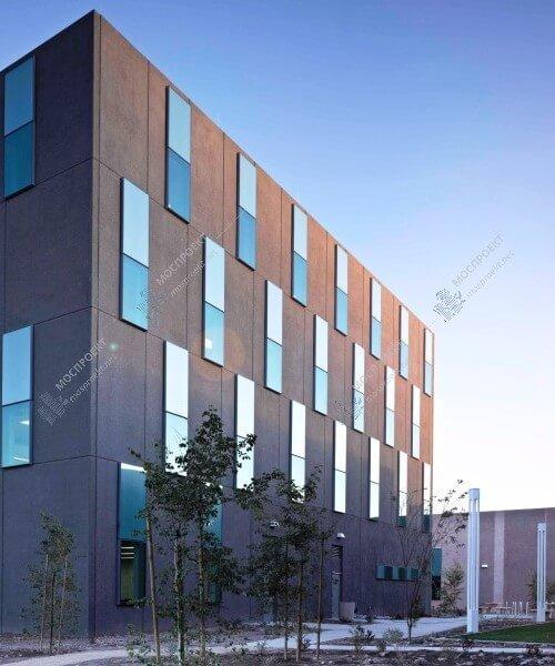 Проектирование зданий и сооружений