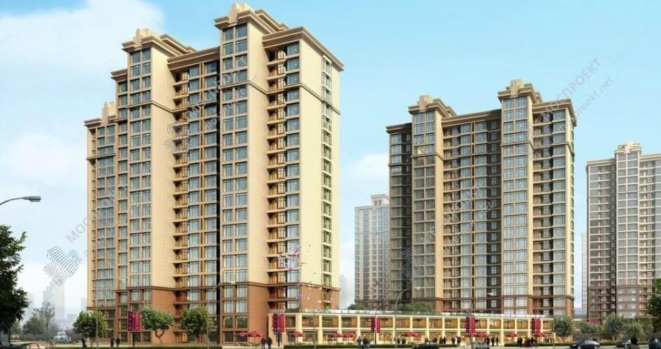 Проектирование многоэтажных зданий
