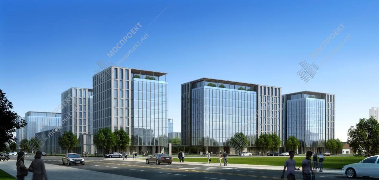 Проектирование многоэтажных жилых домов
