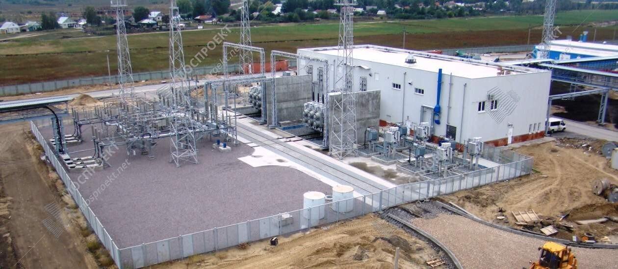 Проектирование трансформаторных подстанций