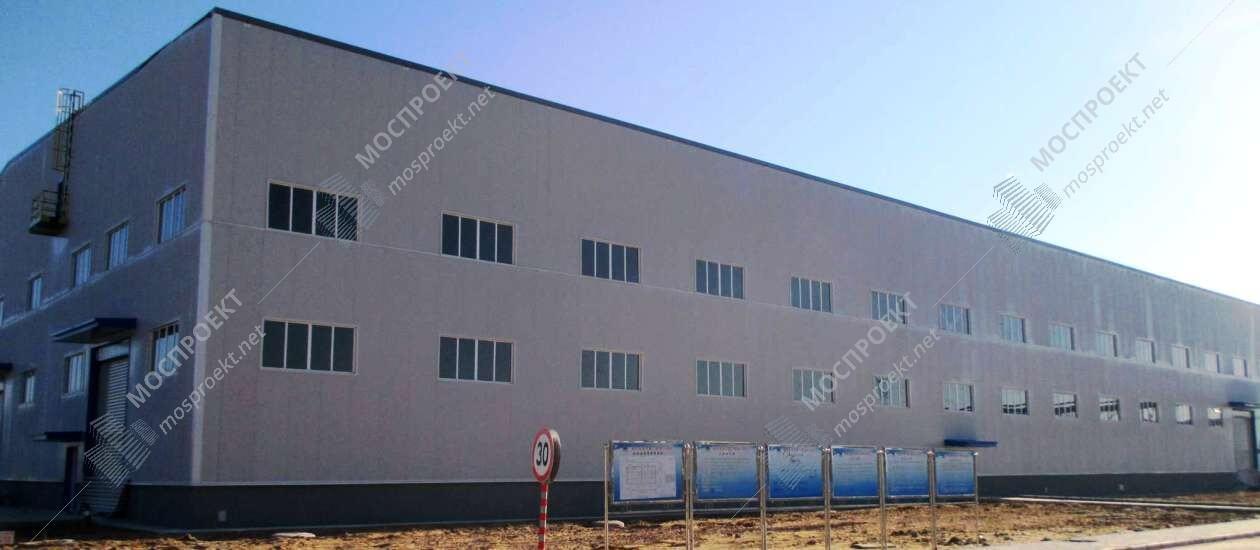 Стоимость проектирования склада
